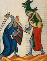 corso spada e scudo